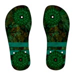 New Years Womens Flip Flops 4 - Women s Flip Flops