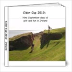 draft of Cider Cup 8x8 30 pg book - 8x8 Photo Book (30 pages)