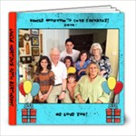 Uncle Morton s 70th Bday! - 8x8 Photo Book (39 pages)