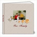 20years - 8x8 Photo Book (20 pages)
