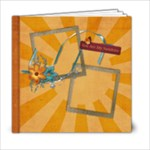 Shine On- 6x6 Album - 6x6 Photo Book (20 pages)