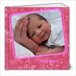Baby Girl 8x8 Photo Book 20 pages - 8x8 Photo Book (20 pages)