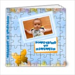 Boy s Puzzle book_my baby 1 - 6x6 Photo Book (20 pages)