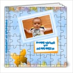 Boy s Puzzle book_8x8 - 8x8 Photo Book (20 pages)