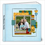 Kalyn Fam Book 1 - 8x8 Photo Book (20 pages)