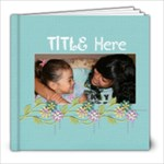8x8 (20pages)- template - Simple Things - 8x8 Photo Book (20 pages)