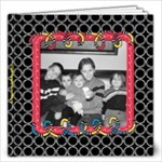 whirlygig album 12x12 - 12x12 Photo Book (20 pages)