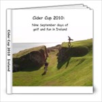 Cider Cup 8x8 39 pg book for BC - 8x8 Photo Book (39 pages)