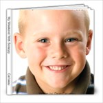 scrappy - 8x8 Photo Book (20 pages)