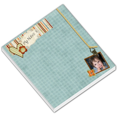 Thankful Hearts Memo Pad By Sheena   Small Memo Pads   Vfr2lcc4gkj8   Www Artscow Com