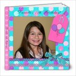 danielle s 11th bday - 8x8 Photo Book (20 pages)