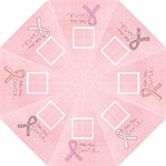 Breast Cancer Awareness-folding umbrella