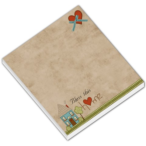 Thankful Hearts Memo Pad 1 By Sheena   Small Memo Pads   Gpkef9gjhm2k   Www Artscow Com