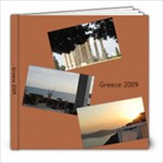 Greece 2009  - 8x8 Photo Book (80 pages)