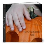 Halloween 2010 - 8x8 Photo Book (20 pages)