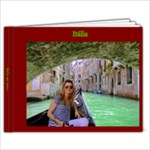 Itália Sílvia - 9x7 Photo Book (39 pages)