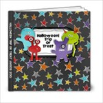 Halloween Trip or Treat - 6x6 Photo Book (20 pages)