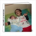 алекс и вяра  - 6x6 Photo Book (20 pages)