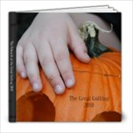 Edwards  Halloween 2010 - 8x8 Photo Book (20 pages)
