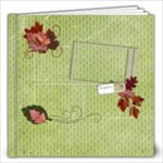 Fall Memories 12x12 Album - 12x12 Photo Book (20 pages)