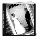 Wedding Day - 8x8 Photo Book (20 pages)