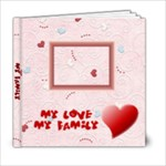 Heart you -6x6 book 23 pages - 6x6 Photo Book (20 pages)