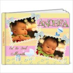 Andrea 1st-3rd Month - 9x7 Photo Book (39 pages)