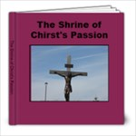 The Shrine of Christ s Passion - 8x8 Photo Book (20 pages)