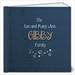 GIBBY FAMILY - 12x12 Photo Book (20 pages)