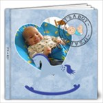 It s A Boy 12x12 Photo Book - 12x12 Photo Book (20 pages)
