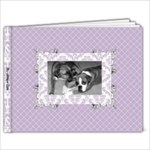 Lovely Lavender 9x7 39 Page Book - 9x7 Photo Book (39 pages)