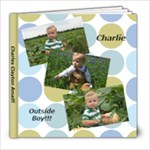 Charlie - 8x8 Photo Book (20 pages)