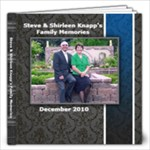 Knapp 2010 - 12x12 Photo Book (60 pages)