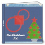 Our Christmas 2010 - 12x12 20 pages - 12x12 Photo Book (20 pages)