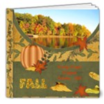 Wiegel Fall Trip 2010 - 8x8 Deluxe Photo Book (20 pages)