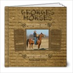 georges horse book take2 - 8x8 Photo Book (20 pages)