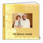 Kearns Family - 8x8 Photo Book (20 pages)