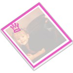 Prncess crown memopad - Small Memo Pads