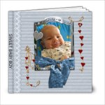 Sweet Baby Boy 6x6 Photo Book - 6x6 Photo Book (20 pages)