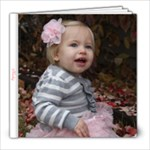 kinley - 8x8 Photo Book (20 pages)