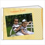 Summer 2010 20 book - 9x7 Photo Book (20 pages)