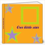 Our little star 12x12 20 pages - 12x12 Photo Book (20 pages)