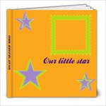 Our little star 8x8 20 pages - 8x8 Photo Book (20 pages)