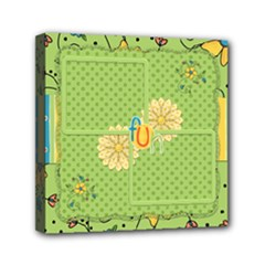 Canvas-Fanciful Fun 1001 - Mini Canvas 6  x 6  (Stretched)