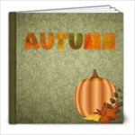 Harvest Time - 8x8 Photo Book (20 pages)