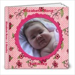 lizzy 3 months  - 8x8 Photo Book (20 pages)