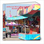 Jeff Davis Fair - 8x8 Photo Book (20 pages)