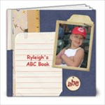 Ry s ABC book - 8x8 Photo Book (20 pages)