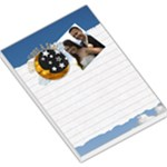 Wish Upon a Star Large Memo Pad - Large Memo Pads