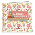 Nursery School - 8x8 Photo Book (20 pages)